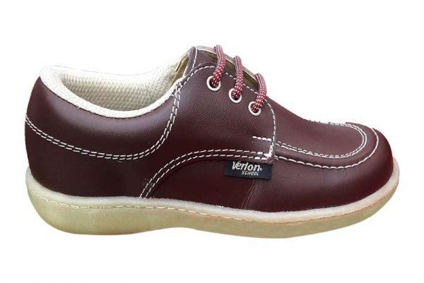 Zapato Colegial Para Niña Diana Gold- Verlon 2456-140