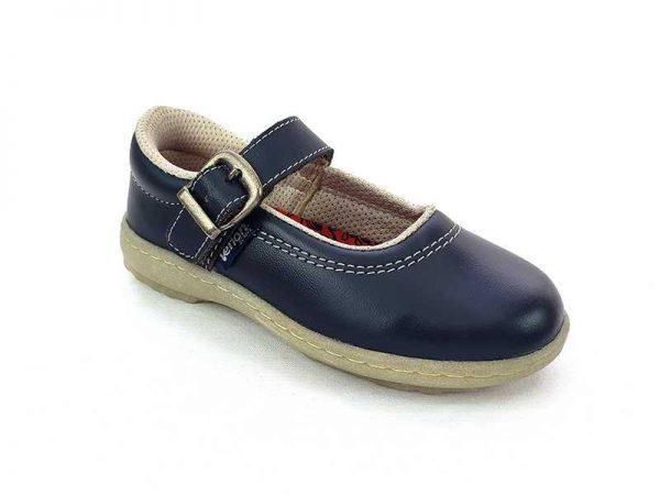 Zapato Colegial Pamela para Niña - Verlon 2866-3 (2)