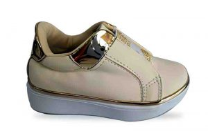 Zapato Plataforma para Niña - Niko Sport 3888-758