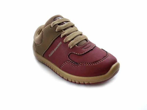 Zapato Cordón Jared para Niño - BubbleGummers 3496-813 (3)
