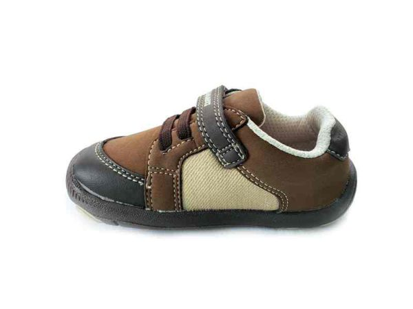 Zapato Velcro Justo para Niño – BubbleGummers 3520-377 (2)