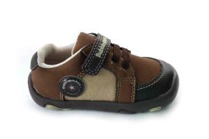 Zapato Velcro Justo para Niño – BubbleGummers 3520-377