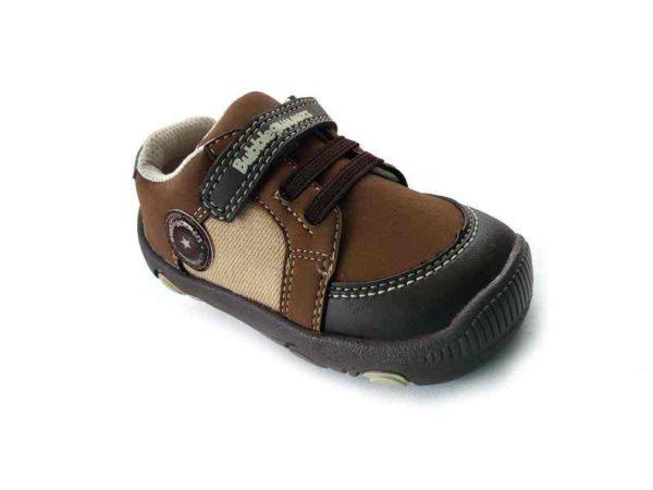 Zapato Velcro Justo para Niño – BubbleGummers 3520-377 (3)