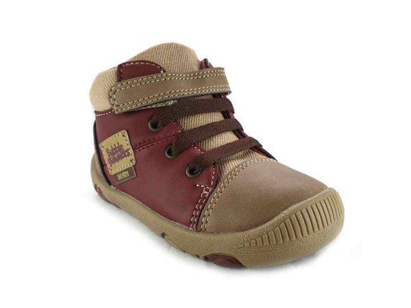 Zapato Tipo Botín Julio para Niño - Bubble Gummers 3521-723 (2)