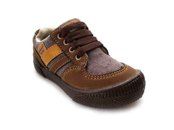 Zapato Cordon Jafet para Niño - BubbleGummers 3533-375 (2)