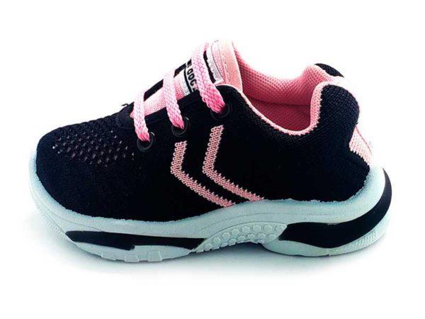 Teni para niña Multicolor 3771-194 negro rosado (2)30 - Titinos