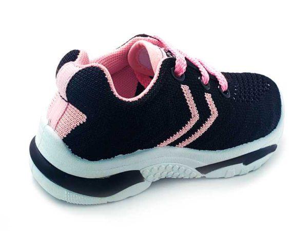Teni para niña Multicolor 3771-194 negro rosado (4)
