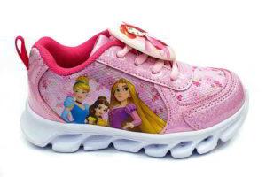 Tenni Princesas Disney con Luces - BubbleGummers 3924-15 (4)
