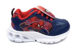 Tenni Spiderman con Luces N - BubbleGummers 3925-613 (1)