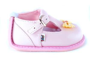 Zapato Notuerce Corbatín para Niña - Titinos, 3990-15 (1)