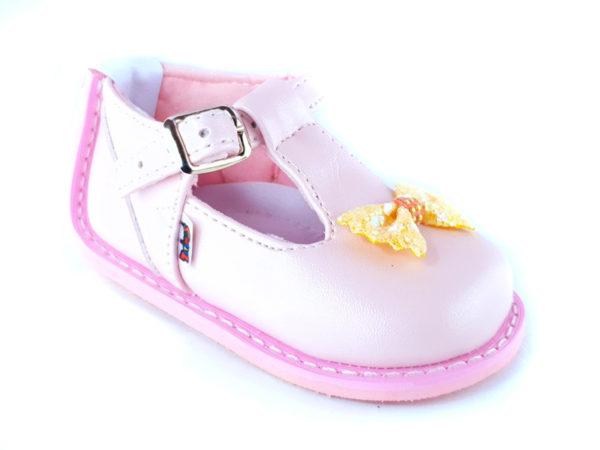 Zapato Notuerce Corbatín para Niña -