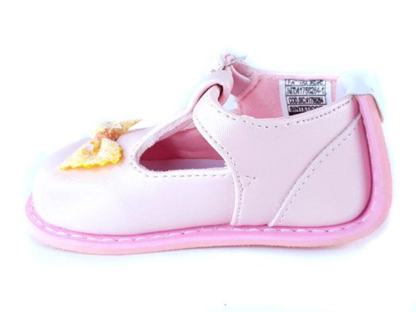 Zapato Notuerce Corbatín para Niña - Titinos, 3990-15 (3)
