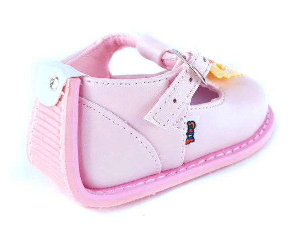 Zapato Notuerce Corbatín para Niña - Titinos, 3990-15 (4)