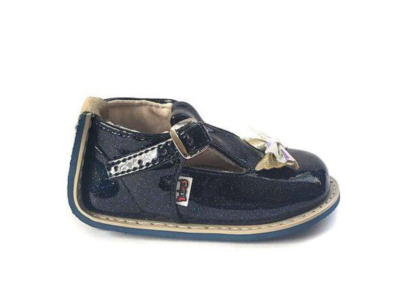 Zapato Notuerce Corbatin para Niña - Titinos 3973-726(1)