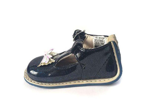 Zapato Notuerce Corbatin para Niña - Titinos 3973-726(3)