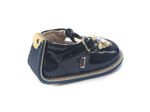 Zapato Notuerce Corbatin para Niña - Titinos 3973-726(4)
