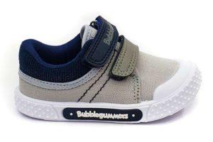 Zapato Velcro Leon para Niño - BubbleGummers 3967-620 (2)
