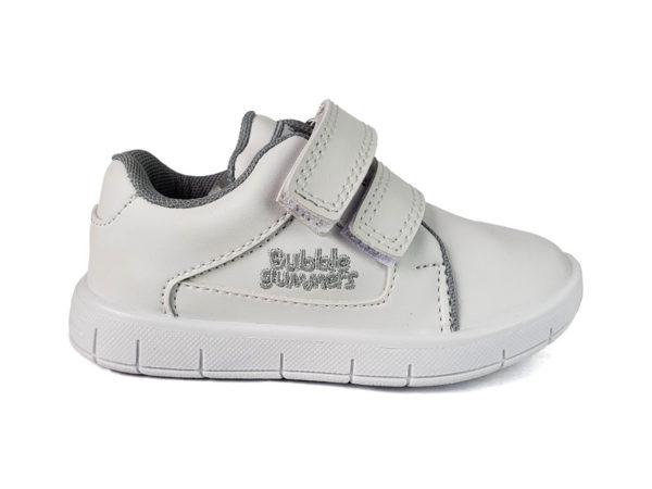 Zapato Colegial Efrain BubbleGummers - 2917-1 - Blanco