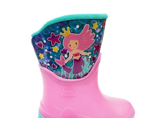 Bota Pantanera para Niña Lluvia - Bubble Gummers
