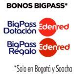 Bonos BigPass Titinos
