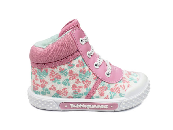 Zapato Tipo Botin Niña Mile - Bubble Gummers