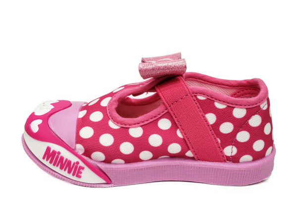 Zapato para niña Evangeline - Bubble Gummers - Fucsia