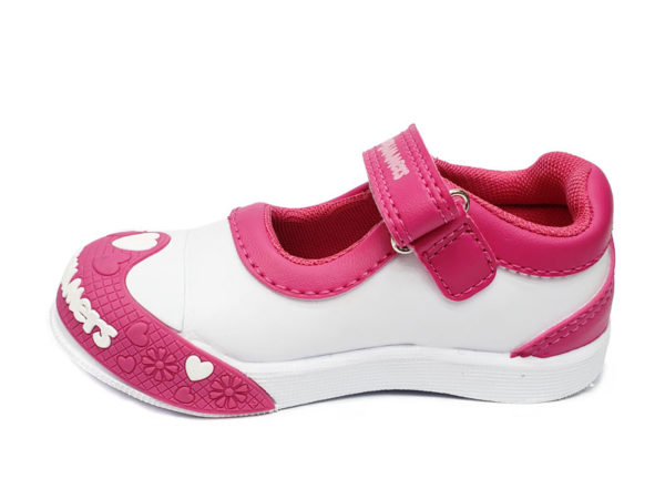 Zapato para niña LYA - Bubble Gummers - Blanco
