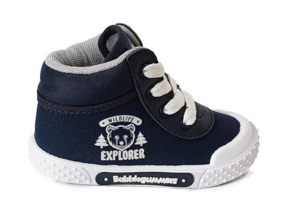 Zapato tipo Botín para Niño Malaquías - Bubble Gummers 4077-278 (1)