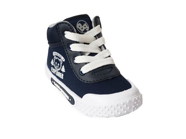 Zapato tipo Botín para Niño Malaquías - Bubble Gummers 4077-278 (2)
