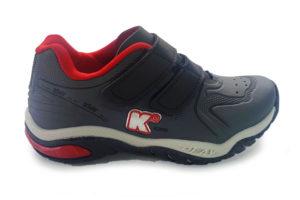 Tenis Velcro para Niño Kidy 6584 - Titinos - Azul Rojo 4158-90