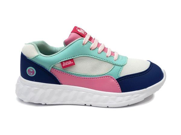 Tenis para Niña Moly - Bubble Gummers - Azul