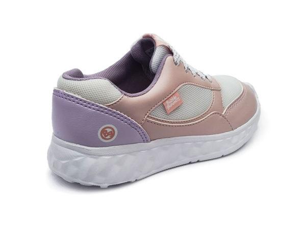 Tenis para Niña Moly - Bubble Gummers - Rosa Lila