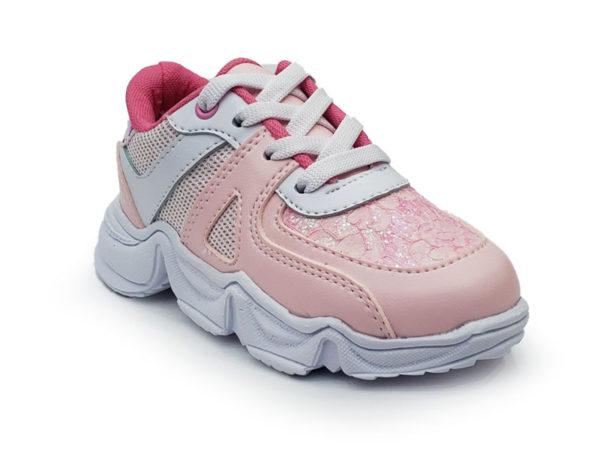Tenis para Niña Sammy - Bubble Gummers - Rosado 4145-15