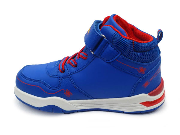 Tenis para Niño Emiliano - Bubble Gummers - Azul Rojo