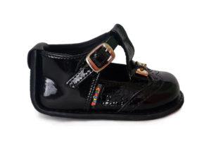Zapato Notuerce Tipo Charol 026 - Titinos 4243-2 (1)